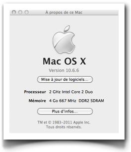 os x 10.6.6