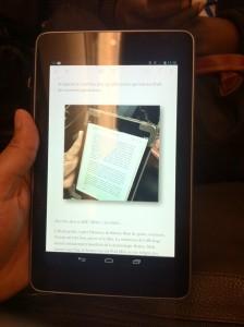 Nexus 7 RER