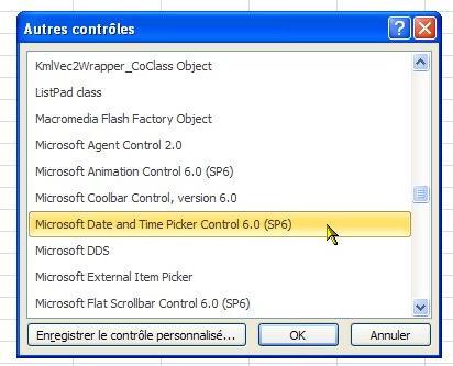Astuce Excel N 72 Inserer Une Date Avec Un Calendrier Pomme Happy
